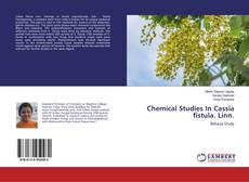 Buchcover von Chemical Studies In Cassia fistula. Linn.