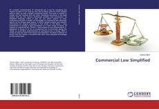 Bookcover of Commercial Law Simplified