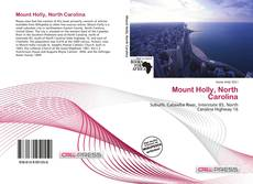 Couverture de Mount Holly, North Carolina