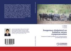 Bookcover of Exogenous cholesterol on bubaline semen cryopreservation
