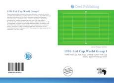 Copertina di 1996 Fed Cup World Group I