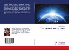 Buchcover von Translation of Mystic Terms