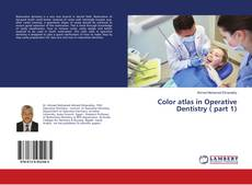 Capa do livro de Color atlas in Operative Dentistry ( part 1)