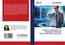 E-Devlet, Akıllı Şehir ve Nesnelerin İnterneti Ortamında Siber Savunma kitap kapağı