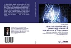 Обложка Human Genome Editing Technology in Human Reproduction & Embryology