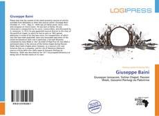 Buchcover von Giuseppe Baini