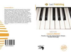 Buchcover von Leonora Baroni