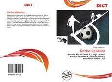 Bookcover of Carlos Ceballos