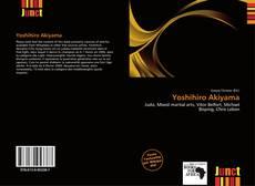 Capa do livro de Yoshihiro Akiyama