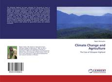 Buchcover von Climate Change and Agriculture