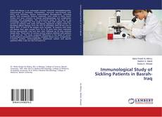 Bookcover of Immunological Study of Sickling Patients in Basrah-Iraq