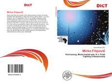 Buchcover von Mirko Filipović