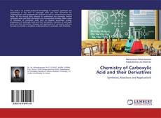 Bookcover of Chemistry of Carboxylic Acid and their Derivatives