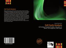 Bookcover of Cell  Cycle Analysis