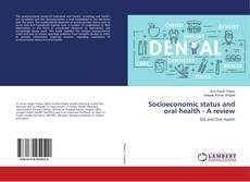 Buchcover von Socioeconomic status and oral health - A review
