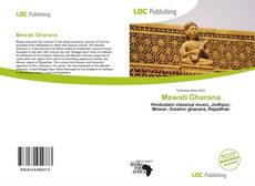 Bookcover of Mewati Gharana