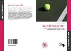 Open de Prague 1997 kitap kapağı
