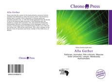 Buchcover von Alla Gerber