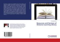 Portada del libro de Resources and Services of Distance Learning Library