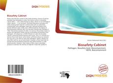 Biosafety Cabinet的封面