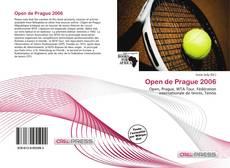 Open de Prague 2006 kitap kapağı