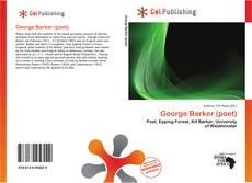Bookcover of George Barker (poet)