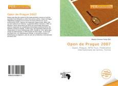 Open de Prague 2007 kitap kapağı