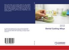 Capa do livro de Dental Casting Alloys