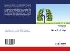 Nano Toxicolgy的封面
