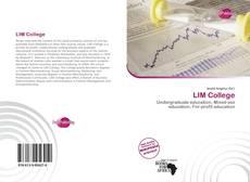 Bookcover of LIM College