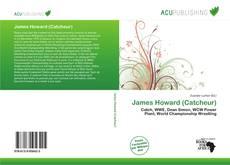 Capa do livro de James Howard (Catcheur)