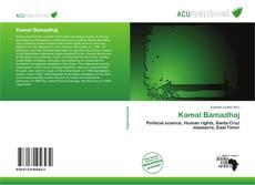 Portada del libro de Kamal Bamadhaj
