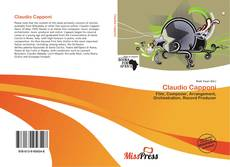 Capa do livro de Claudio Capponi