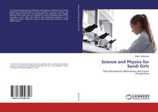 Buchcover von Science and Physics for Saudi Girls