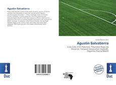 Buchcover von Agustín Salvatierra