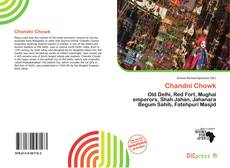 Bookcover of Chandni Chowk