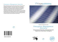 Bookcover of Emergency Management Australia