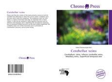 Buchcover von Cerebellar veins