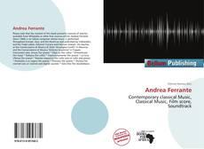 Bookcover of Andrea Ferrante