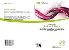 Andrey Soloviev kitap kapağı
