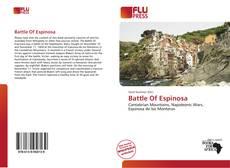 Portada del libro de Battle Of Espinosa