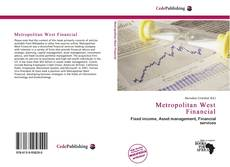 Bookcover of Metropolitan West Financial