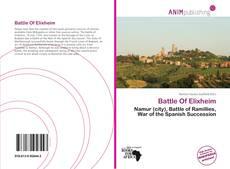 Battle Of Elixheim的封面