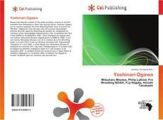 Bookcover of Yoshinari Ogawa