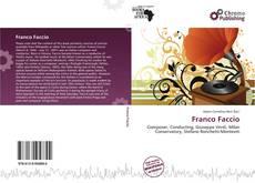 Portada del libro de Franco Faccio
