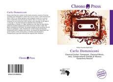 Portada del libro de Carlo Domeniconi