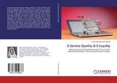 Portada del libro de E-Service Quality & E-Loyalty