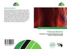 Bookcover of Fabrizio Dentice