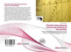 Bookcover of Florida International University School of Hospitality