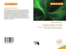 Bookcover of Agata della Pietà